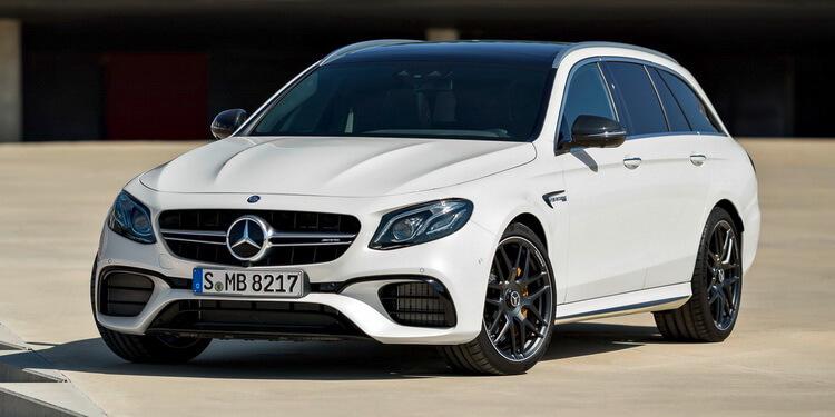 Mercedes AMG E 63 4MATIC+ T-Modell und E 63 S 4MATIC+ Break