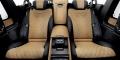 Mercedes-Maybach G 650 Landaulet sièges arrière