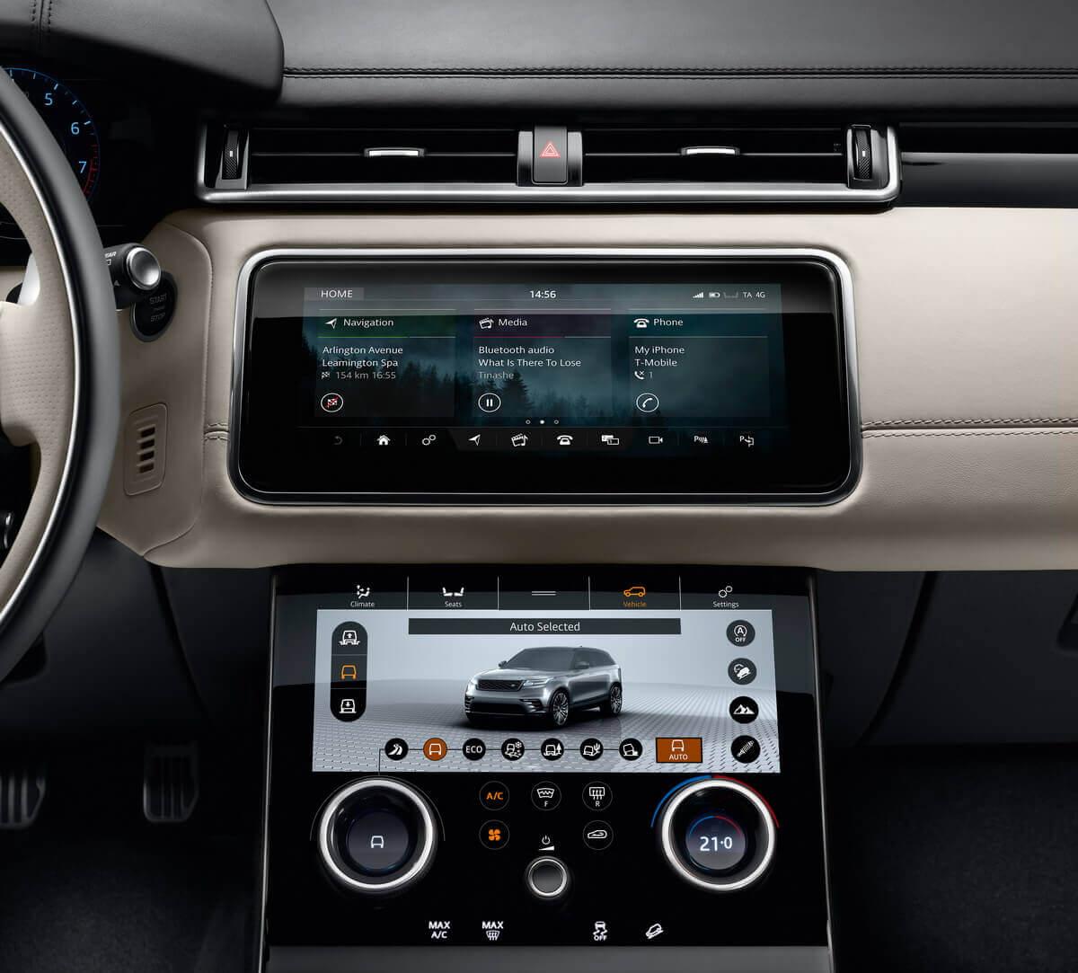 Range Rover Velar Touch Duo Pro