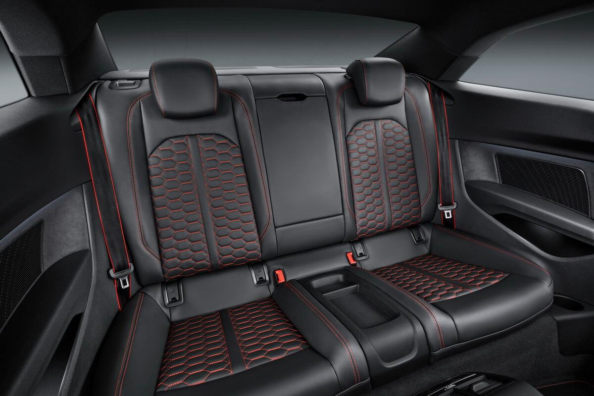 Audi RS 5 Coupé siège arrière