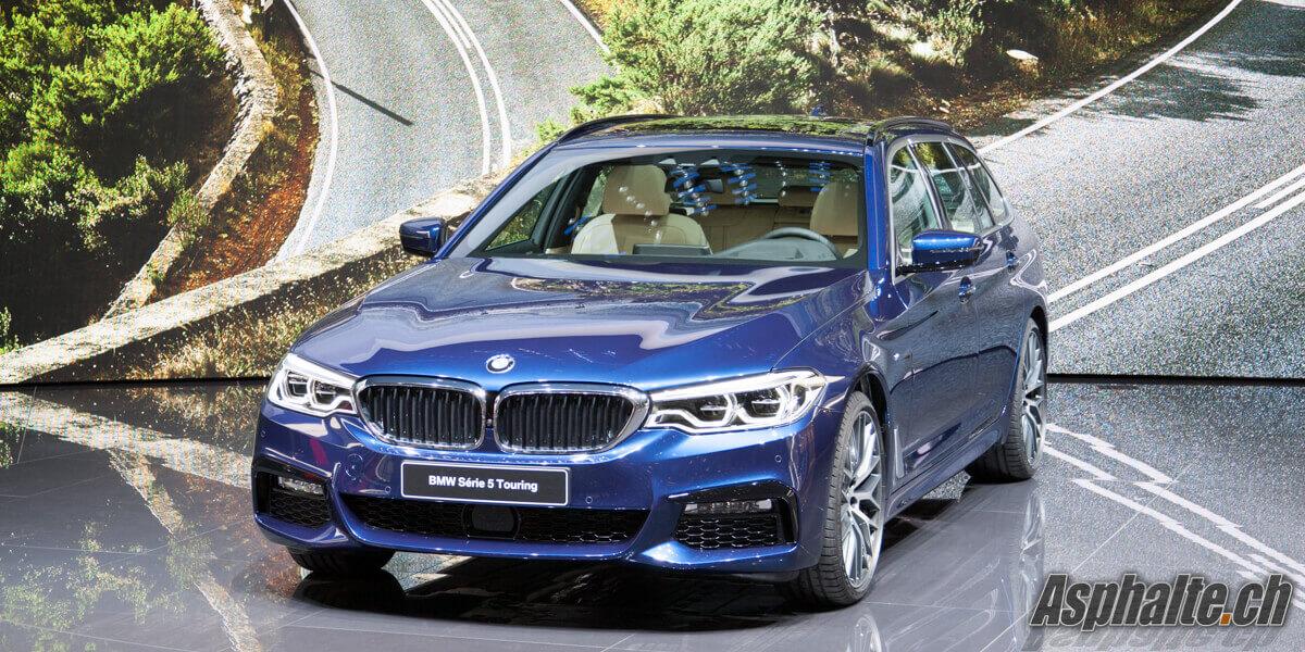 BMW Série 5 Touring G31