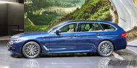 BMW Serie 5 Touring G30