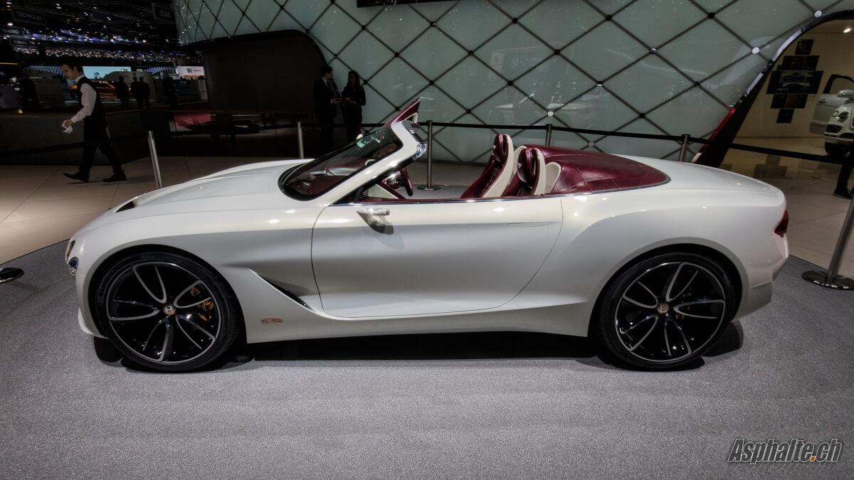 Bentley EXP12 Speed 6e Salon de Genève 2017