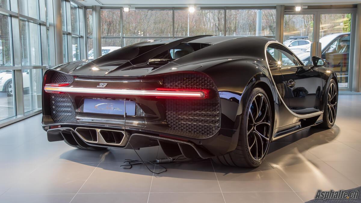 Bugatti Chiron Genève 2017
