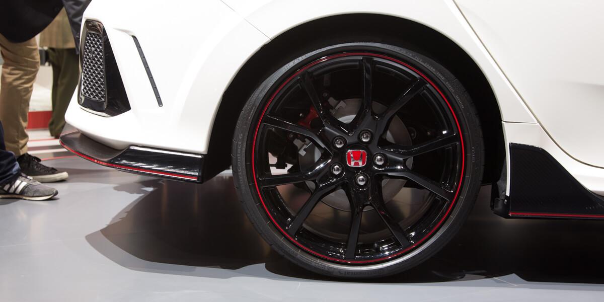 Honda Civic Type R jante