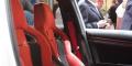 Honda Civic Type R sièges
