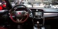 Honda Civic Type R tableau de bord