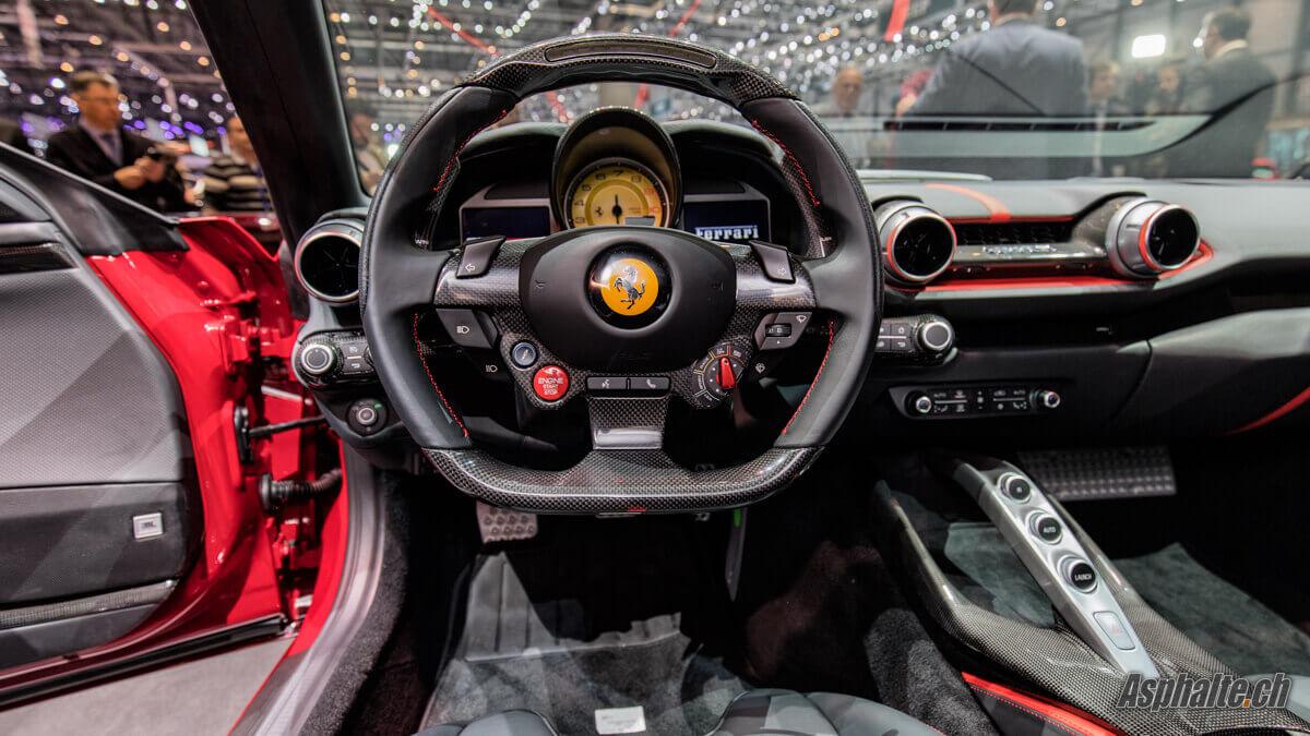 Ferrari 812 superfast 2017 p gina 2 - 2017 ferrari california interior ...