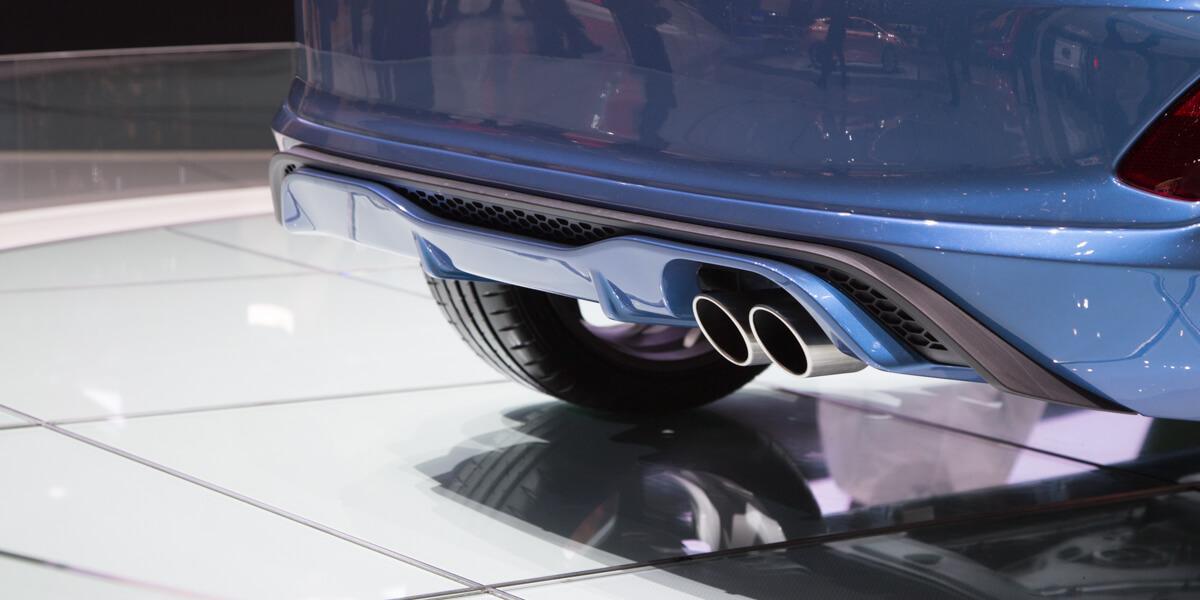 Ford Fiesta ST 2018 Echappement Salon Genève 2018