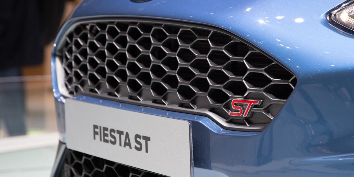 Ford Fiesta ST Salon de Genève 2017