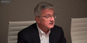 Interview Rupert Stadler Audi CEO Geneve 2017