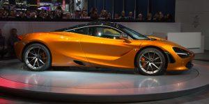 Genève 2017 McLaren 720S