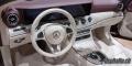 Mercedes-Benz E-Class Cabriolet tableau de bord