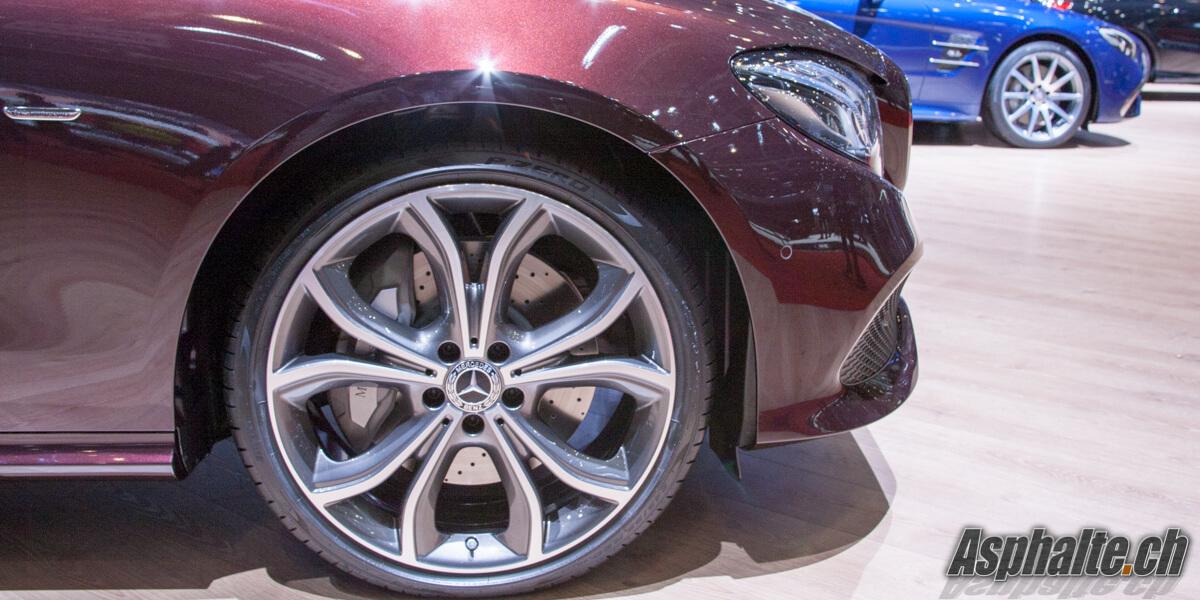 Mercedes-Benz E-Class Cabriolet jante