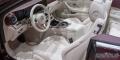 Mercedes-Benz E-Class Cabriolet intérieur sièges