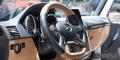 Mercedes Benz Maybach G650 Landaulet Genève 2017 intérieur tableau de bord