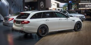 Mercedes E63 AMG 4Matic T Break
