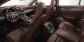 Porsche Panamera Turbo Sport Turismo intérieur