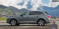Essai Audi Q7 e-tron