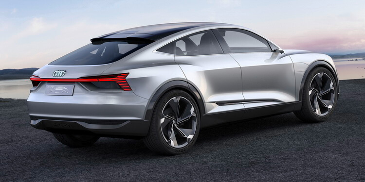 audi e tron sportback concept. Black Bedroom Furniture Sets. Home Design Ideas