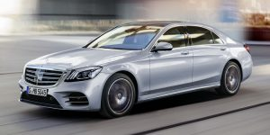 Mercedes Classe S 2017 W222 facelift