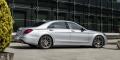 Mercedes-Benz Classe S 2017 gris diamant AMG Line