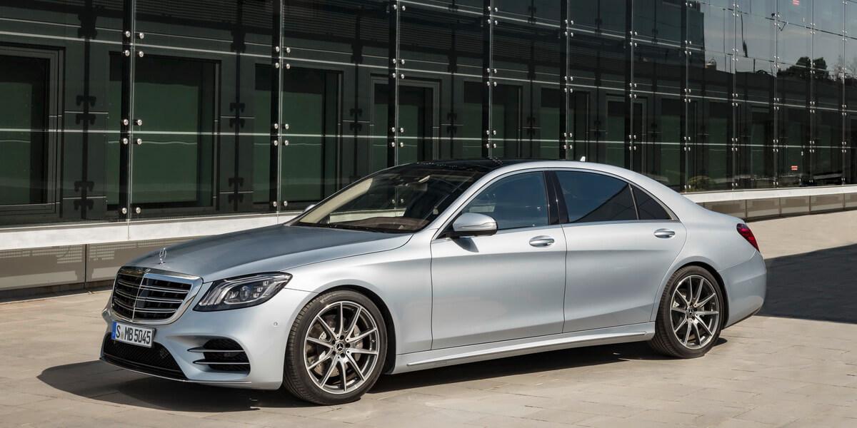 Mercedes Classe S W222 2017 facelift