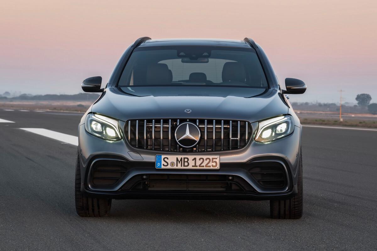 Mercedes Glc 63 Amg 4matic Asphalte Ch