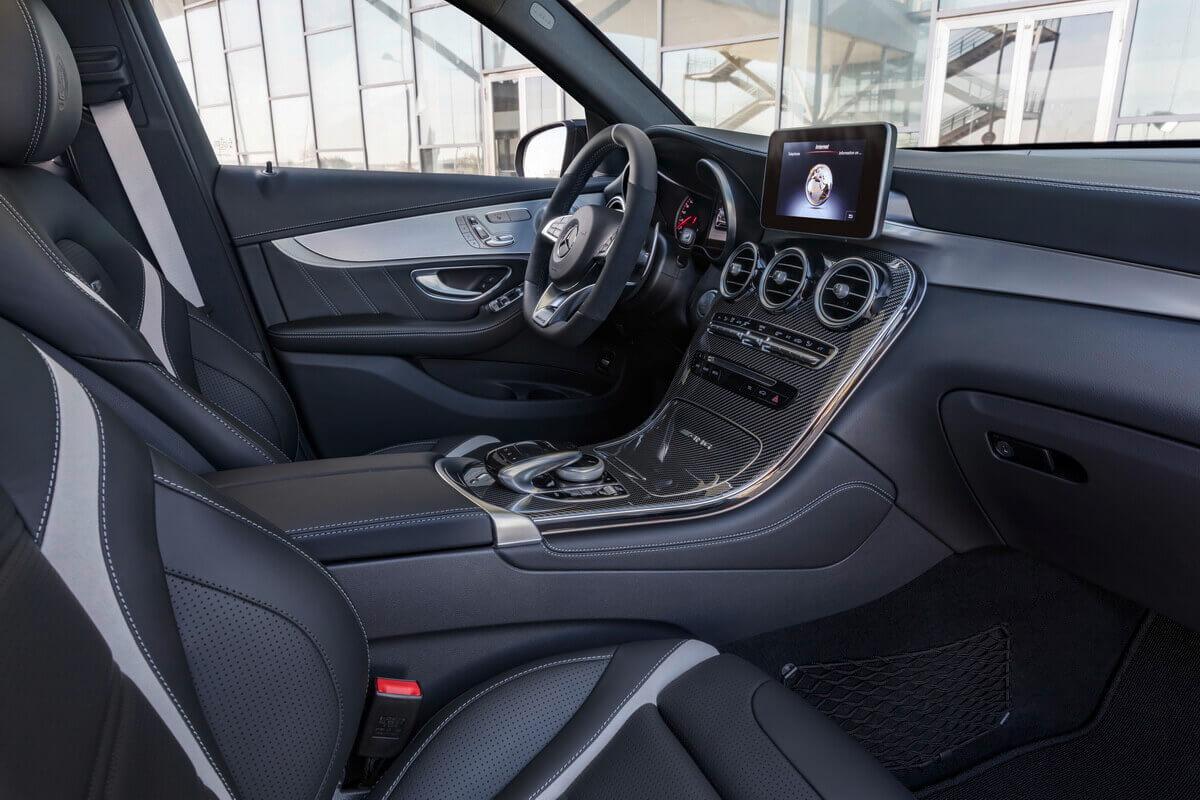 Mercedes-AMG GLC 63 S 4MATIC+ intérieur