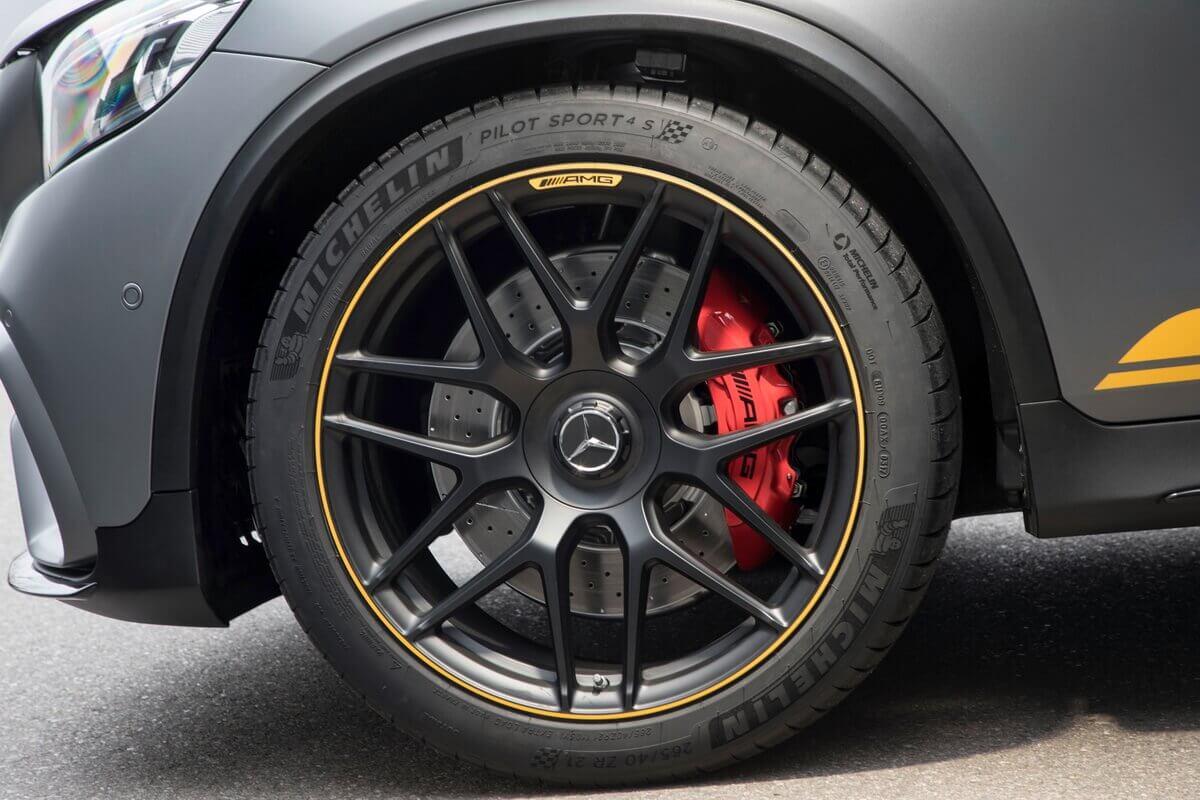 Mercedes-AMG GLC 63 S 4MATIC+ Coupé Edition 1 jantes freins