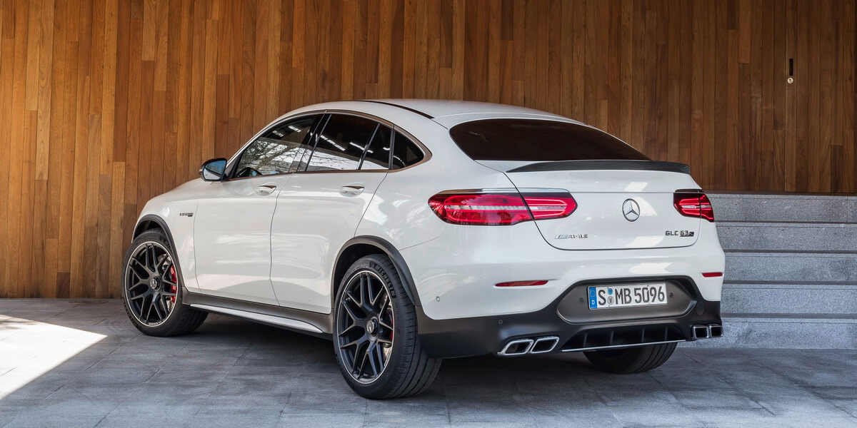 Mercedes AMG GLC 63 4Matic+ Coupé