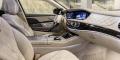 Mercedes-Maybach Classe S X222 2017 intérieur