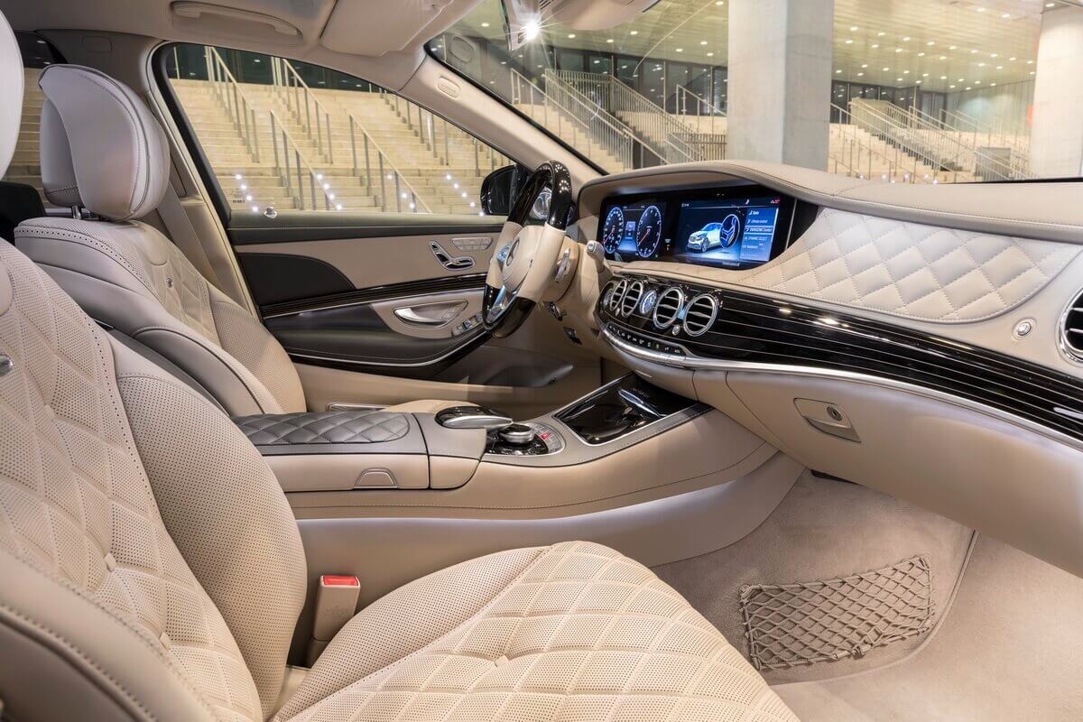Mercedes Maybach Classe X X222 Facelift 2017