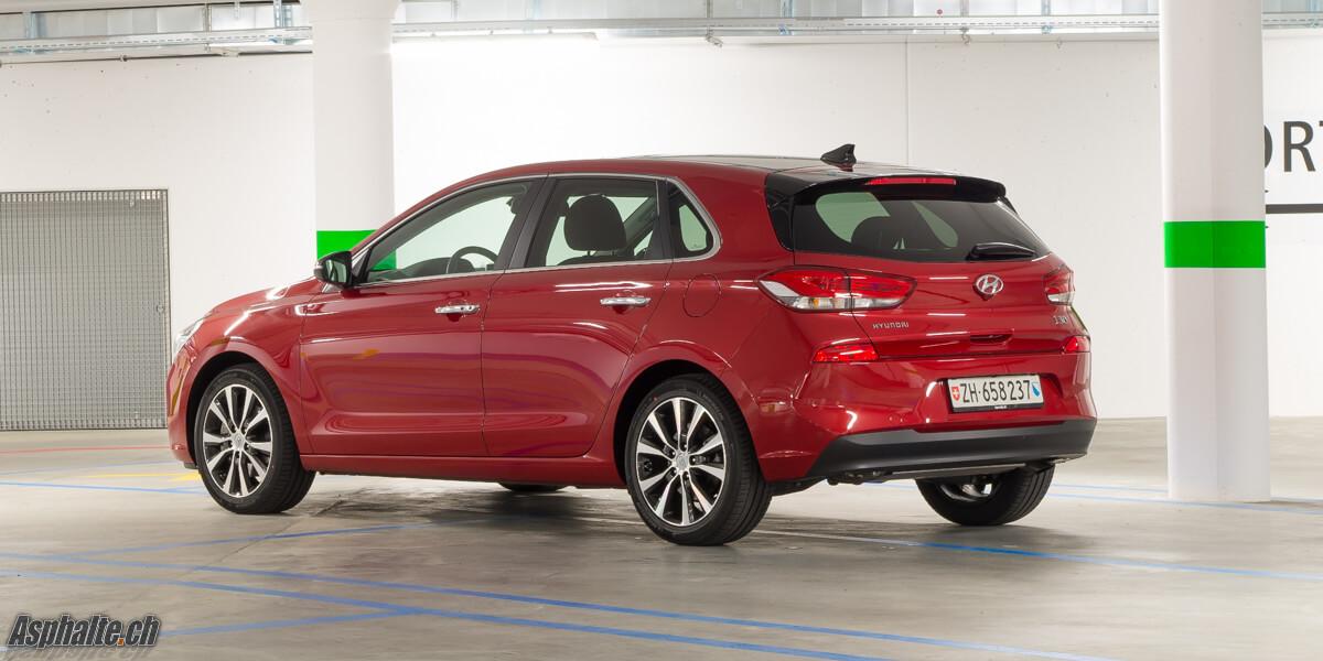Essai Hyundai 1.4T-GDi