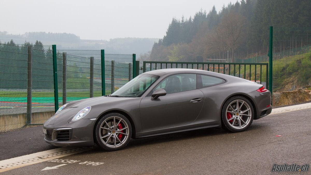 Essai Porsche 911 Carrera 4s Gt Par Excellence Asphalte Ch