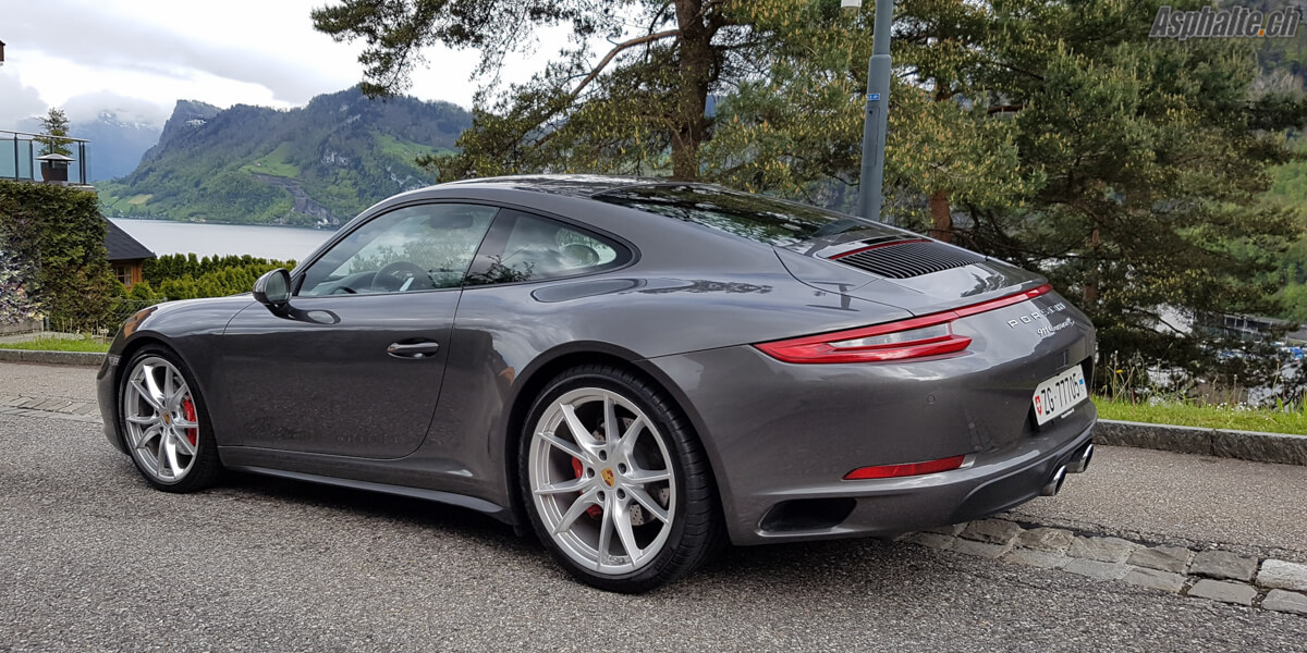 essai porsche 911 carrera 4s gt par excellence. Black Bedroom Furniture Sets. Home Design Ideas