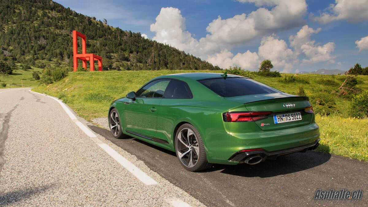 Essai Audi RS5 Coupé