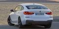 BMW série 6 Gran Turismo 640i xDrive Mineralweiß M Sportpaket