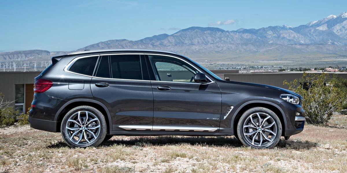 BMW X3 G01 xLine
