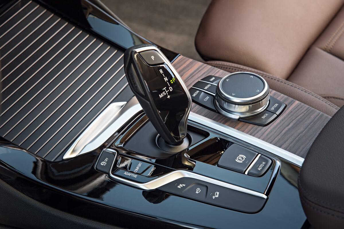 BMW X3 G01 Console centrale