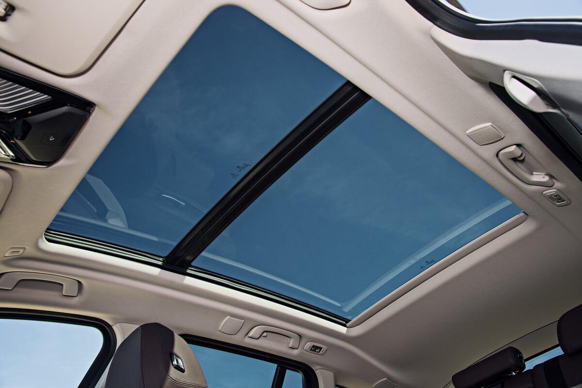 BMW X3 G01 Toit panoramique