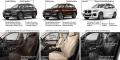 BMW X3 G01 Comparaison F25