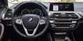 BMW X3 G01 Intérieur Volant Compteurs