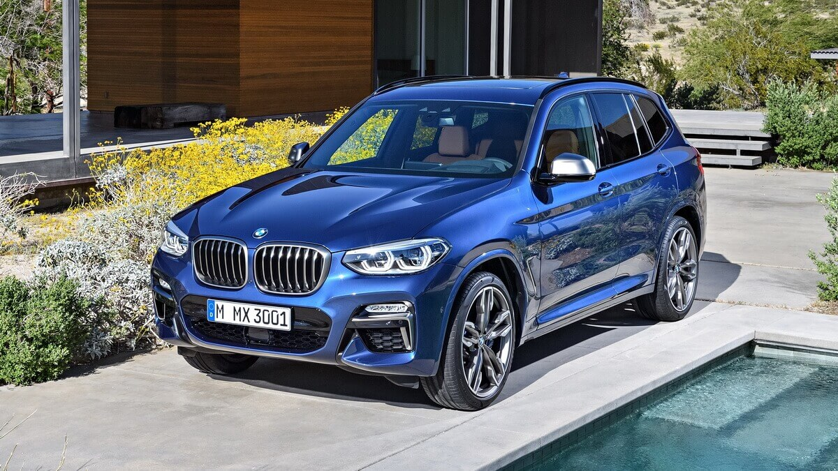 BMW X3 G01 xDrive M40i