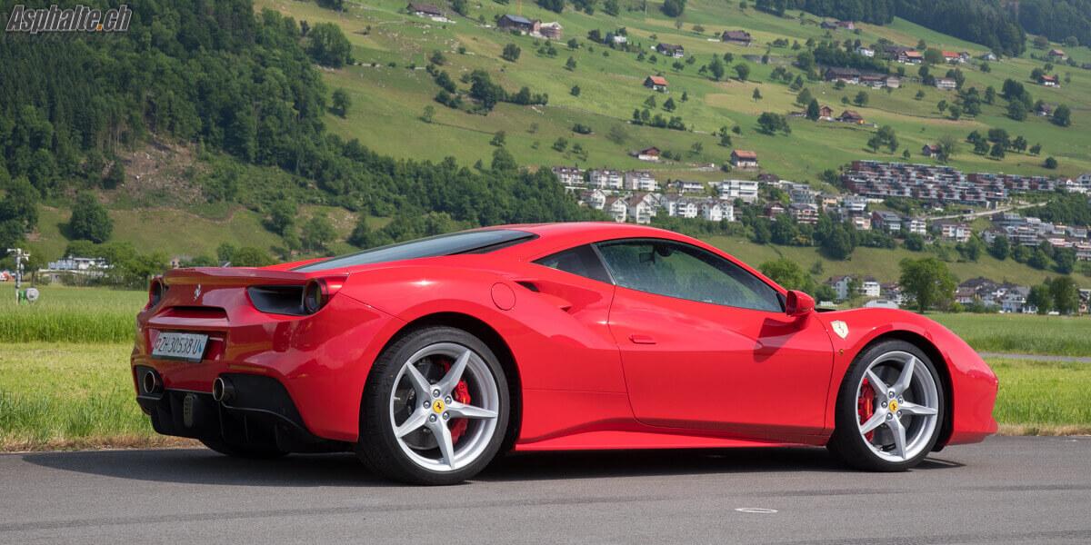 Essai Ferrari 488 GTB