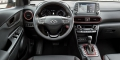 Hyundai Kona intérieur tableau de bord