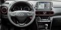 Hyundai Kona volant compteurs