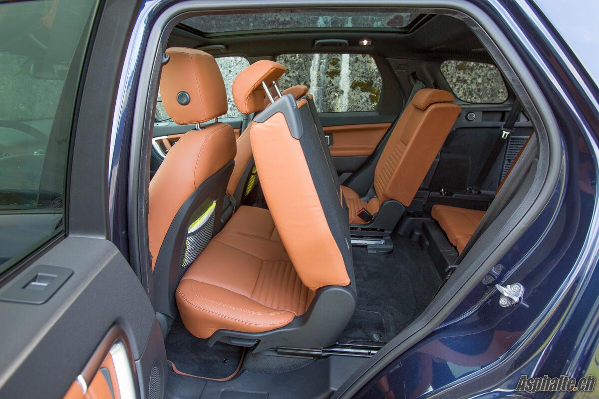 Essai Land Rover Discovery Sport 5+2