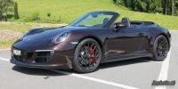 Essai Porsche 911 Carrera 4 GTS Cabriolet