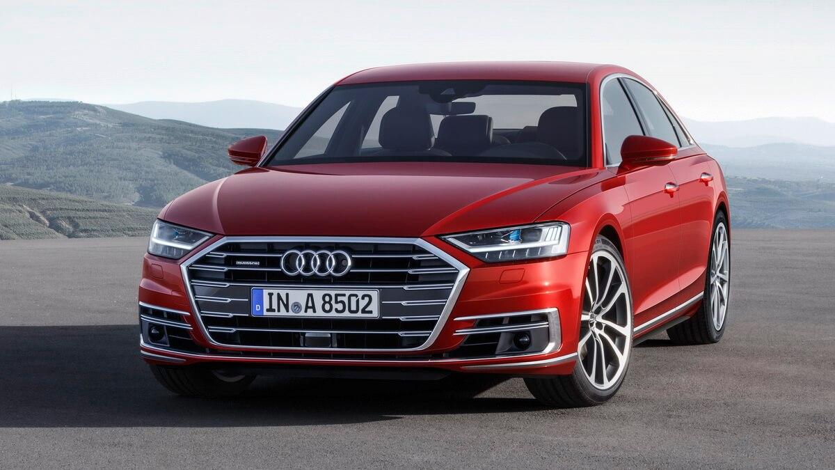 Audi A8 D5 2018